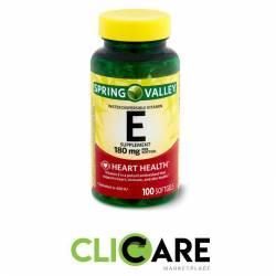 Spring Valley Vitamina E...
