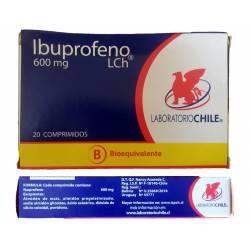 Ibuprofeno - 600mg