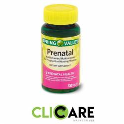 Vitamina Prenatal Spring...